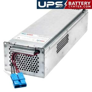 New UPSBatteryCenter Battery Pack for APC Smart-UPS XL 3000VA RM 3U 120V Compatible Replacement SUA3000RMXL3U