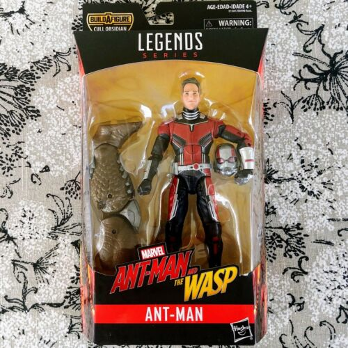 ANT-MAN Marvel Legends Series Infinity War 6 in Figure BAF CULL OBSIDIAN
