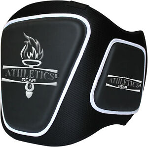 BellyProtector-Body-Pad-Armour-Guard-Chest-MMA-UFC-BOXING-PAD-Muay-Thai-Training