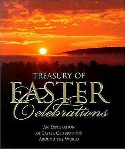 Treasury Von Easter Celebrations Hardcover Julie K. Hogan