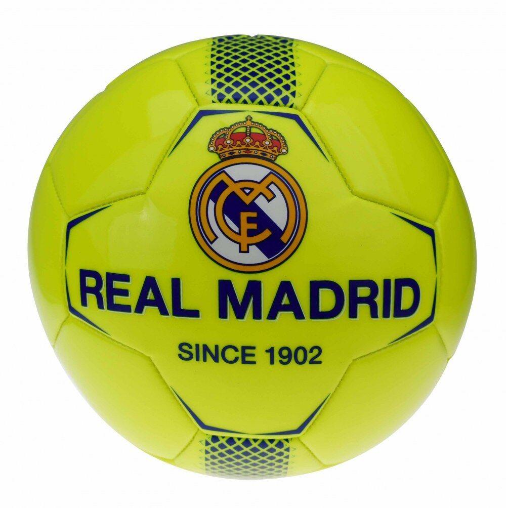 Ball Real Madrid Madrid Madrid offizielle vom Fußball Größe 5 Fluo 2018 2019 Seit 1902 96b878