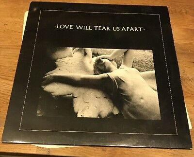 JOY DIVISION 1984 Re-issue LOVE WILL TEAR US APART 12 ...
