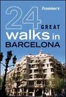 Great Walks: Barcelona 23 by Lucie Hayes and AA Publishing Staff (2009, Paperback)