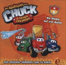 Chuck & Friends - (6)Original Hsp Z.TV-Serie-Helden auf Vier Reifen