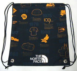 c4057dd66 Details about THE NORTH FACE Sack Pack Drawstring Backpack Gym RARE PROMO  Bag - TNF - NWOT