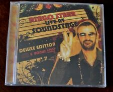 Ringo Starr - Live at Soundstage (DVD, 2009, DVD + CD Set Deluxe Edition)