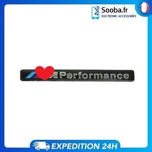 Logos-BMW-Performance-Autocollant-Embleme-Logo-Motor-sport-Stickers