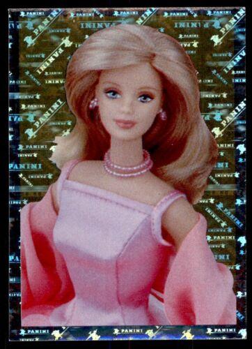214 Panini Barbie Holiday 1999 Sticker No