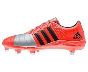 Dettagli su Adidas Scarpe Scarpini Rugby Boots FF80 2.0 TRX SG II M19100
