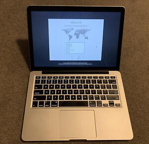 Macbook Pro A1502 Retina 13-inch Late 2013 Core i5-4258u ...
