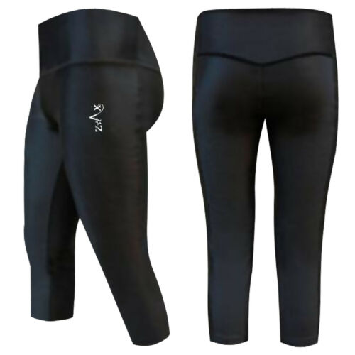 Ladies Compression 3//4 Tights Running Gym Fitness Yoga Base Layer All Sizes