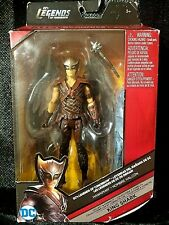 DC Multiverse HAWKMAN Loose Complete No King Shark CnC Legends of Tomorrow CW TV