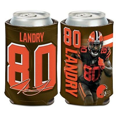 WinCraft Cleveland Browns 2-Sided Bottle Cooler