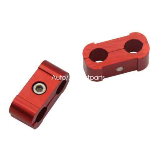 3pcs RedWire Separator Wire Divider Suit for 8mm 9mm 10mm Spark Plugs Wires