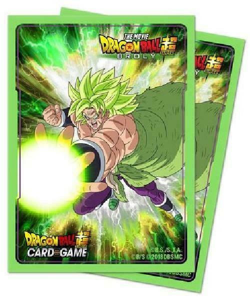 TCG CCG PKMN MTG The Dragon Balls Card Sleeve Dragon Ball Super Ultra PRO