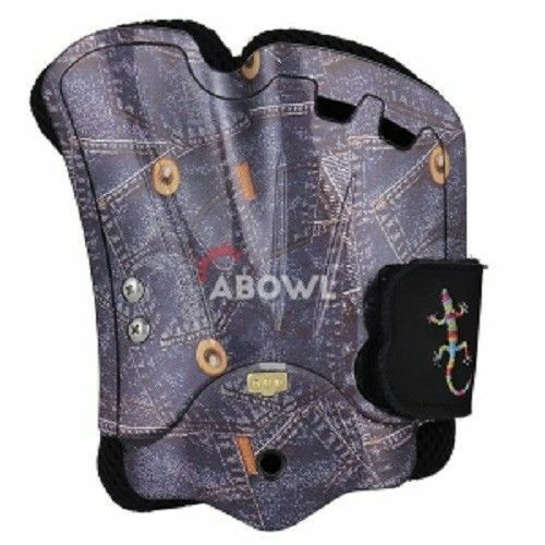 REV CHANGER HEAD Premium blueE JEAN MAMMOTH RIGHT Hand Bowling Wrist Support_IC