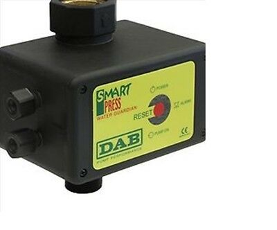 Home & Garden Considerate Prescontrol Smart Press Wj 1,5 Dab Riarmo Automatico 60114808 Other Home Plumbing & Fixtures