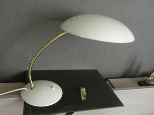 1950's MID CENTURY ATOMIC SPECKLED LAMP