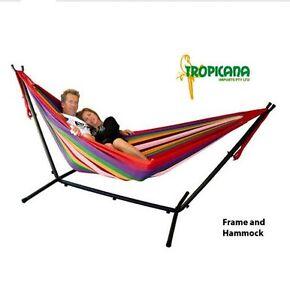 TROPICANA-DOUBLE-HAMMOCK-FRAME-STAND-SET