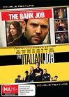 The Italian Job / Bank Job (DVD, 2009, 2-Disc Set)