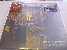 Megadeth - The System Has Failed - LP 180g Vinyl ///// Neu