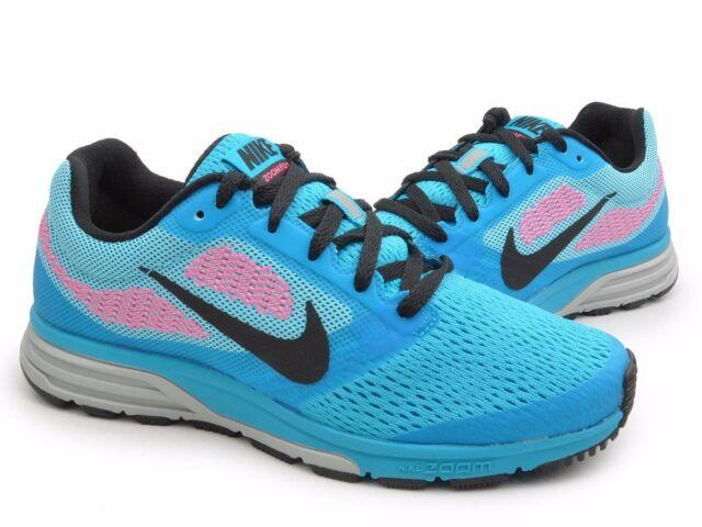 04903ee40f35 WMNS Nike Air Zoom Fly 2 707607-401 Running Blue Lagoon blackpink ...