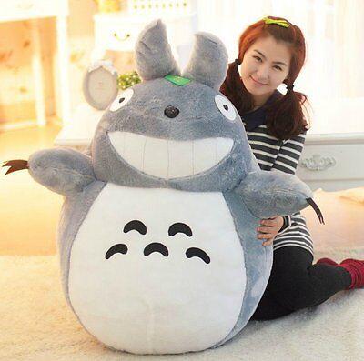 "New My Neighbor Totoro Doll Cartoon Toys Totoro Plush Toy Stuffed Pillow 12""~31"""