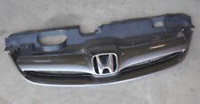 2004 Honda Civic Lx Sedan Front Bumper Gille Upper Grille Magnesium Metallic Fits 2004 Honda Civic