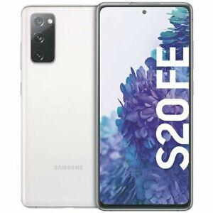Samsung Galaxy S20 FE SM-G780F/DS 128GB Cloud White Ohne Simlock Dual Sim NEU
