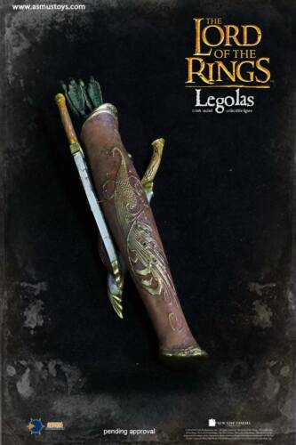 Asmus Toys Lotr010 1//6 Lord Of The Rings Elf Prince Legolas Action Figures Toys