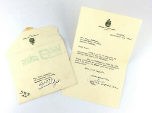 Harold-E-Stafford-Member-Of-Parliament-House-Commons-Appreciation-Letter-K809