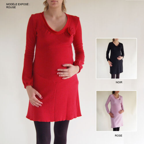 ROBE DE GROSSESSE ZWANGERSCHAPS JURK MATERNITY DRESS T36//38//40//42//44//46//48//50//52