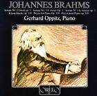 Piano Sonatas 3 and 4 Op. 119 (oppitz) 4011790020129 by Brahms CD