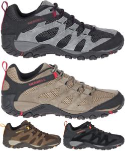 MERRELL-Alverstone-de-Marche-de-Randonnee-Baskets-Chaussures-pour-Hommes-Nouveau