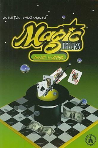 Magic Tricks and More by Anita Higman