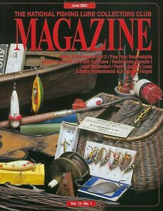 National-Fishing-Lure-Collectors-Club-Magazine-June-2003-NFLCC