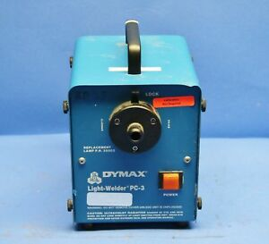 1-Used-Dymax-PC-3-Light-Welder-16841