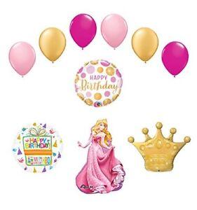 Sleeping-Beauty-Crown-Princess-Balloon-Birthday-Party-Supplies