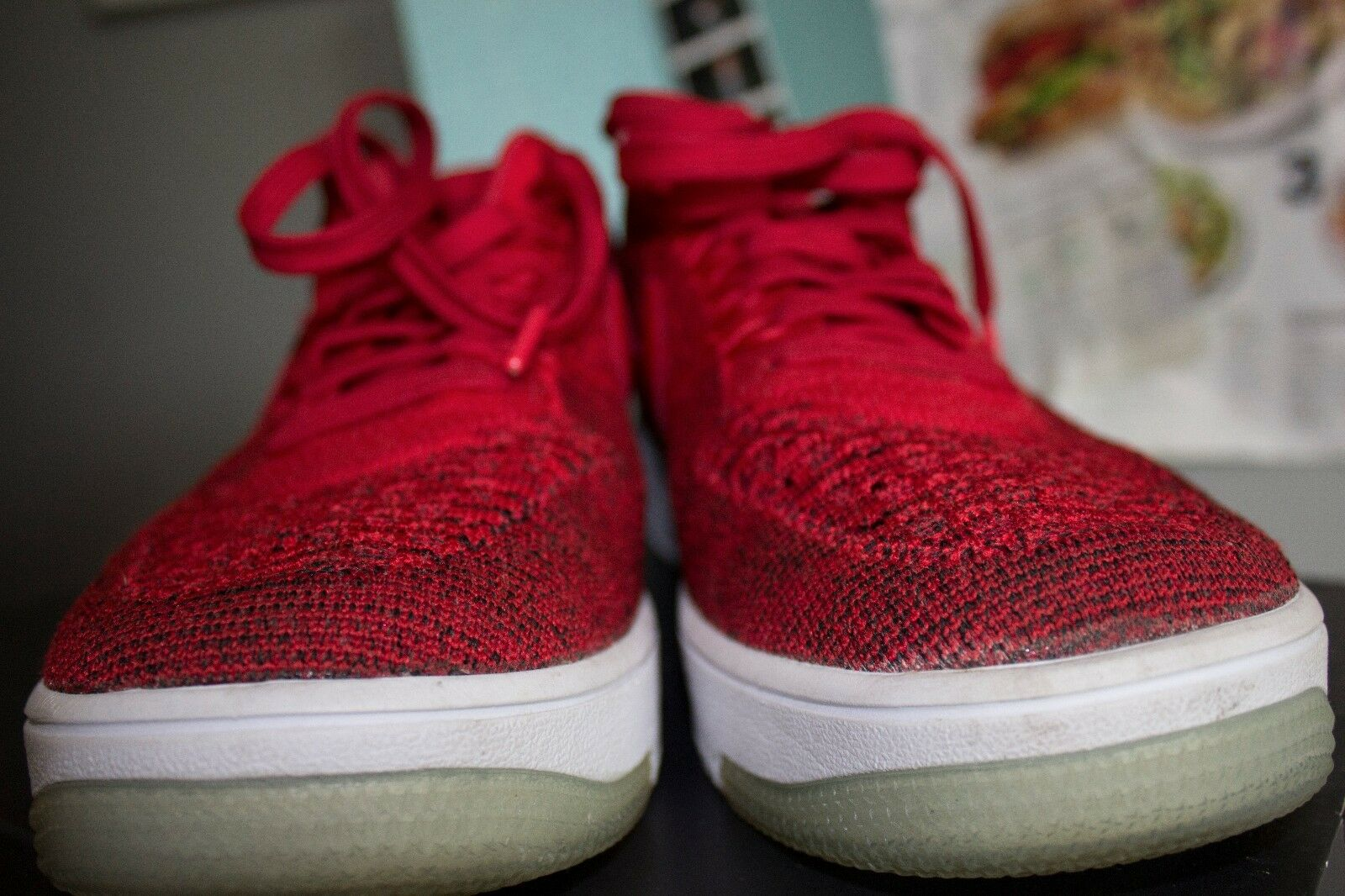 pretty nice 7b679 95590 ... shoes, nike, red flyknit, sneakers sneakers sneakers f875a6