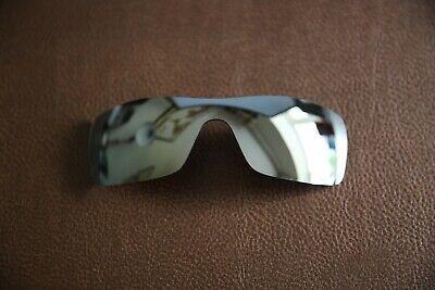 De Pour Remplacement Polarlens Oakley Polarized Lentilles Silver cTlKJF1