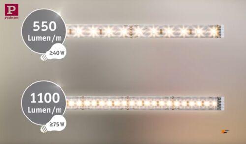 Paulmann MaxLED Stripe 500 Erweiterungs Strips 1m 6500K 6W Raumausleuchter