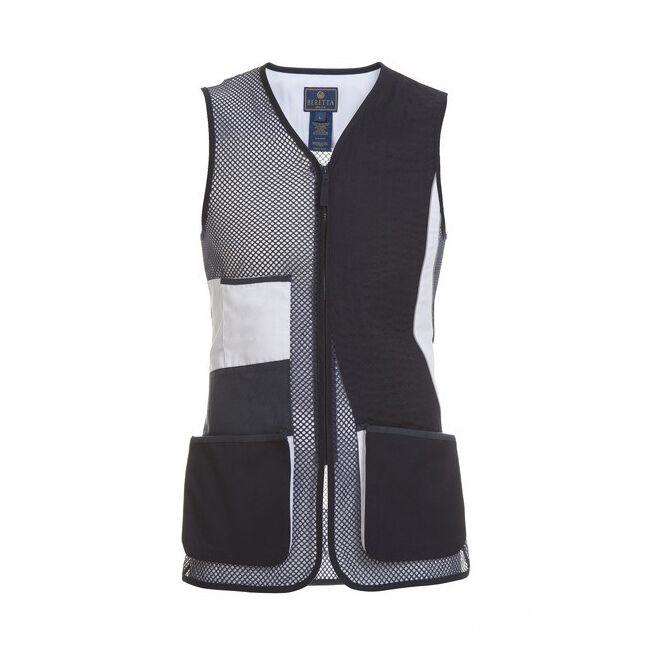 Beretta Uniform Pro zurdo para Hombre Chaleco De Malla Skeet