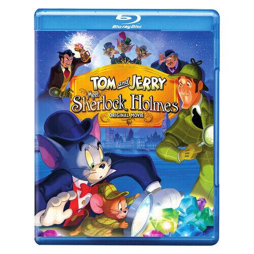 WARNER HOME VIDEO BR159926  TOM & JERRY-MEET SHERLOCK HOLMES (BLU-RAY/2 DISC)