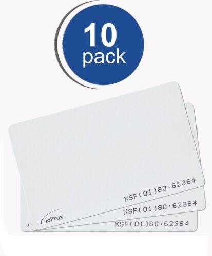 Kantech P20DYE ioProx XSF/26 bit Identification Proximity Card 10 pack