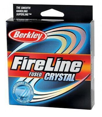 Berkley Fireline Crystal smith 4lb 4 125 yd Beading Thread Bead Line FLFS4-CY
