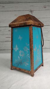 New-In-Box-Avon-Floral-Garden-LED-Lantern