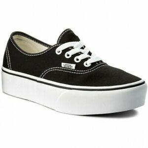 vans scarpe platform
