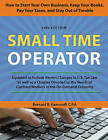 Small Time Operator: How to Start Your Own Business, Keep Your Books, Pay Your Taxes, and Stay Out of Trouble by Bernard B. Kamoroff (Paperback, 2016)