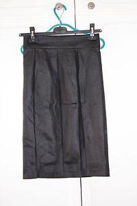 Furstenberg Smooth Pleats Black Grey Bnwt Von Charcoal Pleated Skirt Diane Hwqa7v
