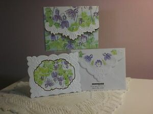 Carol/'s Rose Garden Note Card in carrying case Sunny Bouquet 20 pcs